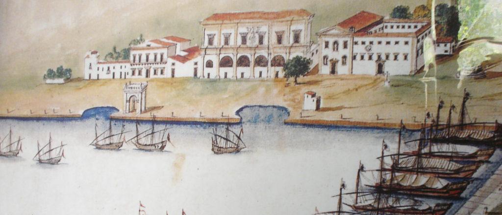 Armatori Palermo - Pietro Barbaro - Storia