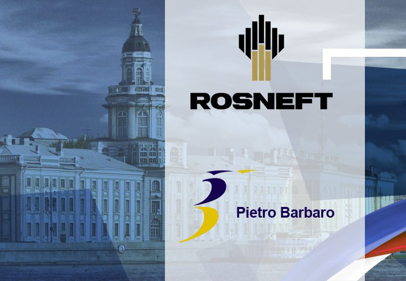 Rosneft and Pietro Barbaro Joint Venture