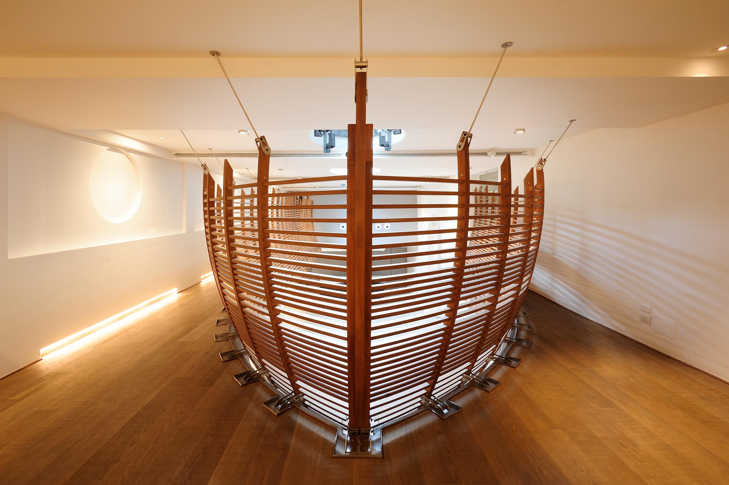 Pietro Barbaro Group - Fondazione Pietro Barbaro - Palazzo Trinacria - Exhibition Hall